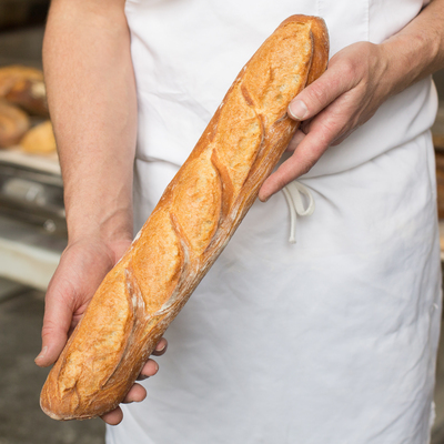 Copy of baguette hands